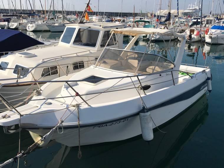 Faeton Yachts Faeton 735 Sport