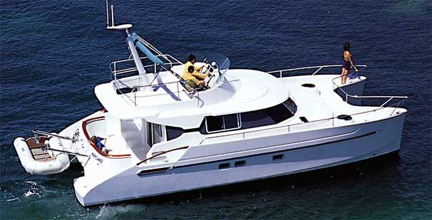 Fountaine Pajot Maryland 37 Manufacturer Provided Image