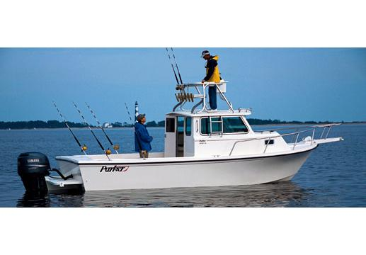 Parker 2520 XL Sport Cabin Manufacturer Provided Image