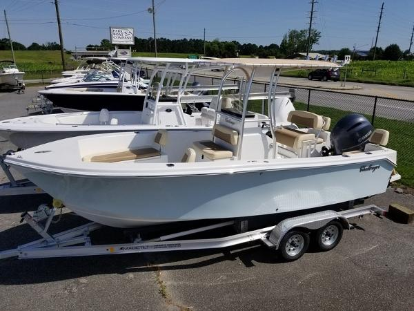 Kencraft 21 Center Console