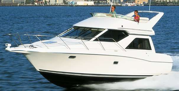 Bayliner 3258 Ciera Command Bridge DX Manufacturer Provided Image