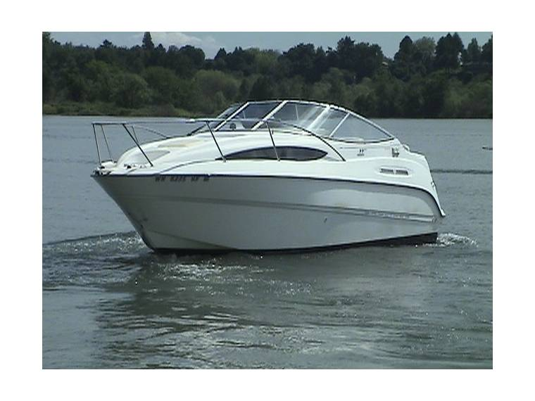 Bayliner Bayliner 2455 ciera sunbridge