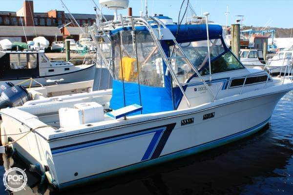 Wellcraft Coastal 280 1988 Wellcraft 2800 Coastal for sale in Portland, CT