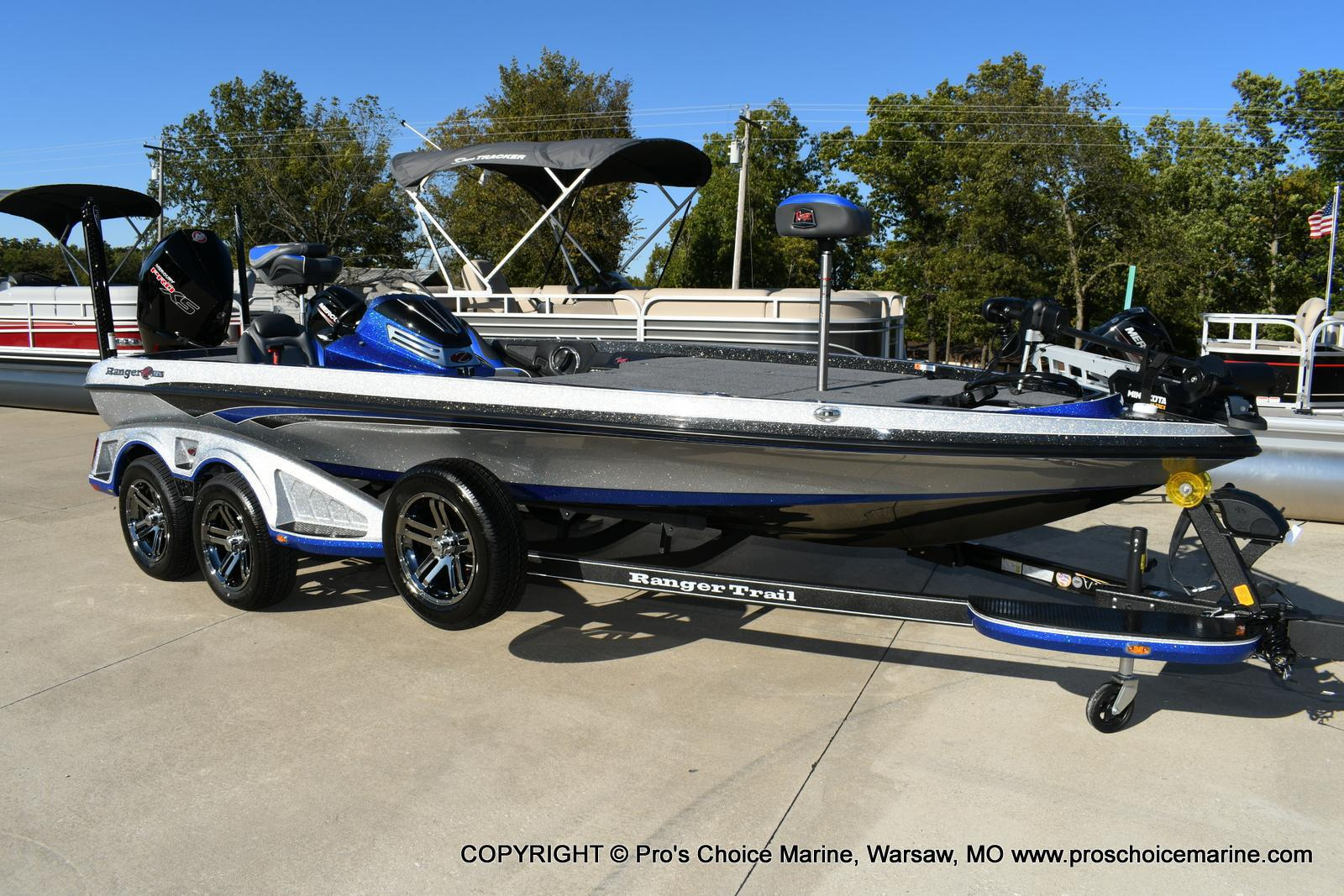 Ranger Z521C Ranger Cup Equipped