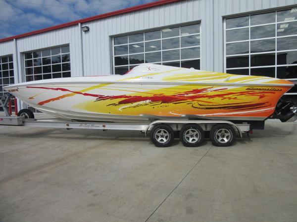 Sunsation Powerboats 32 SS Dominator