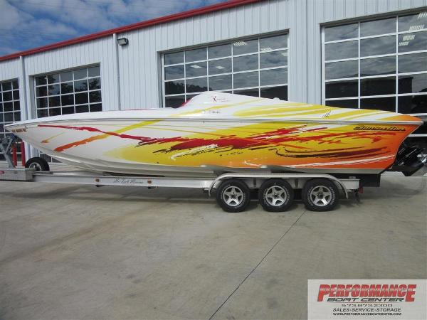 Sunsation Powerboats 32 SS Dominator