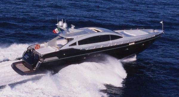 Cantieri Navali Lavagna Admiral Challenger 85
