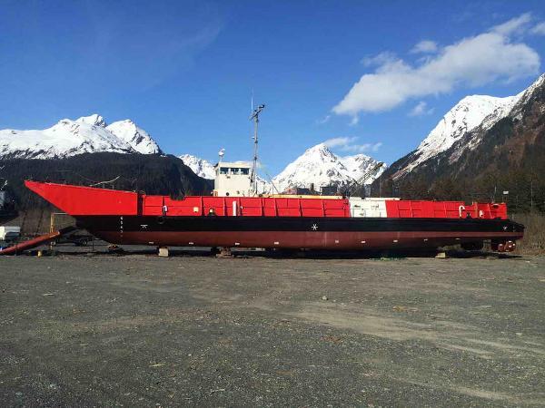 Custom Landing Craft Cargo Vessel