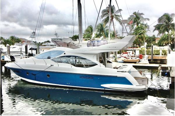 Azimut 45 Flybridge Main Profile
