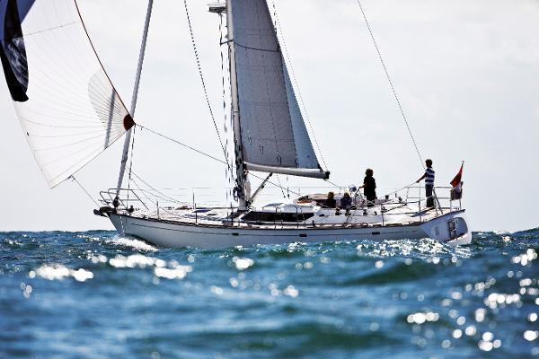 Contest 50CS Manufacturer Provided Image: Contest Yachts 50CS