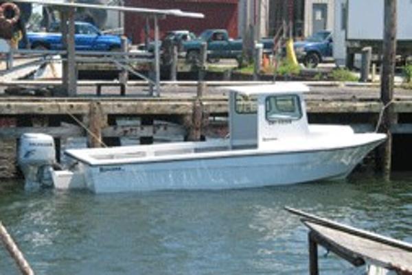 Romarine 24 Offshore