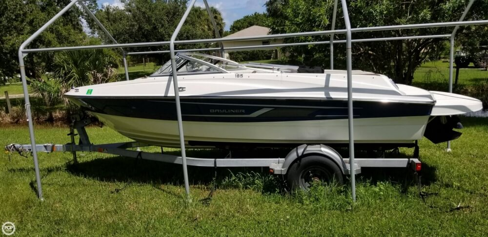 Bayliner 185 Bowrider 2014 Bayliner 185 BR for sale in Loxahatchee, FL