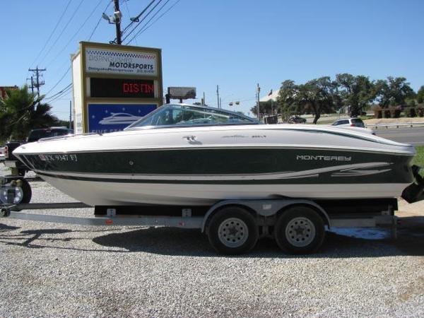 Monterey 200 LS Bowrider