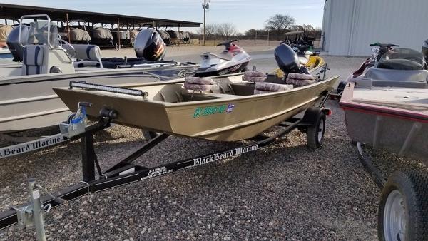 G3 Jon Boats 1648 LW