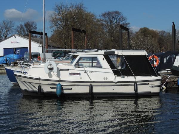 Custom Forge-Marine Riverboat