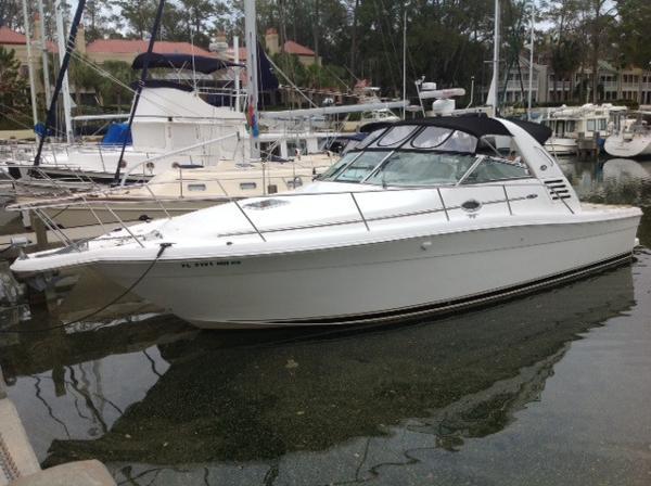 Sea Ray 340 Amberjack Diesel