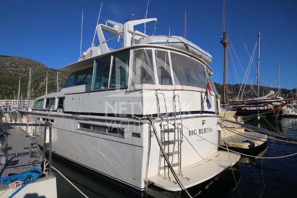 Bertram 58 Motor Yacht