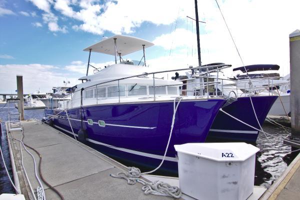 Lagoon 43 Power Catamaran MY