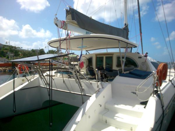 Privilege 495 Privilege 495 for sale with Caribbean Multihulls