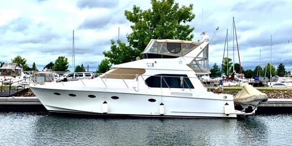 Ocean Alexander 45 Sedan profile