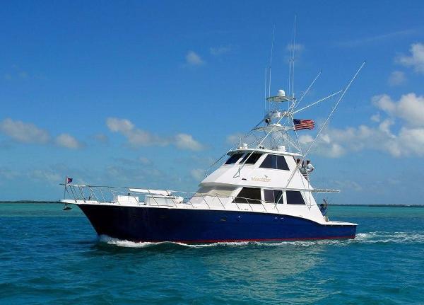 Hatteras Hatteras 60 Convertible 60' Hatteras Sportfish MISCHIEF