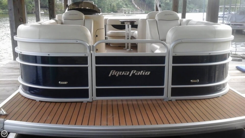 Godfrey Pontoon Aqua Patio 220 BC 2013 Godfrey Pontoon Aqua Patio 22BC for sale in Hot Springs, AR