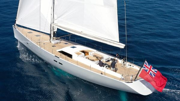 Wally Cruising Yacht