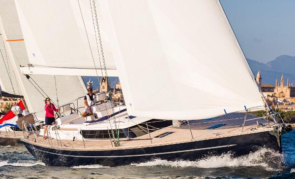 Contest 57CS Manufacturer Provided Image: Contest Yachts 57CS