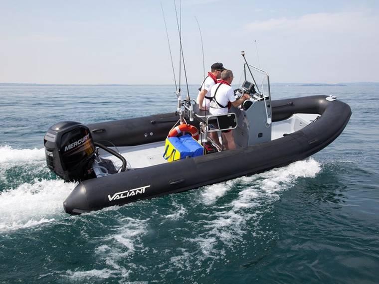 Valiant Valiant 580 Sport Fishing