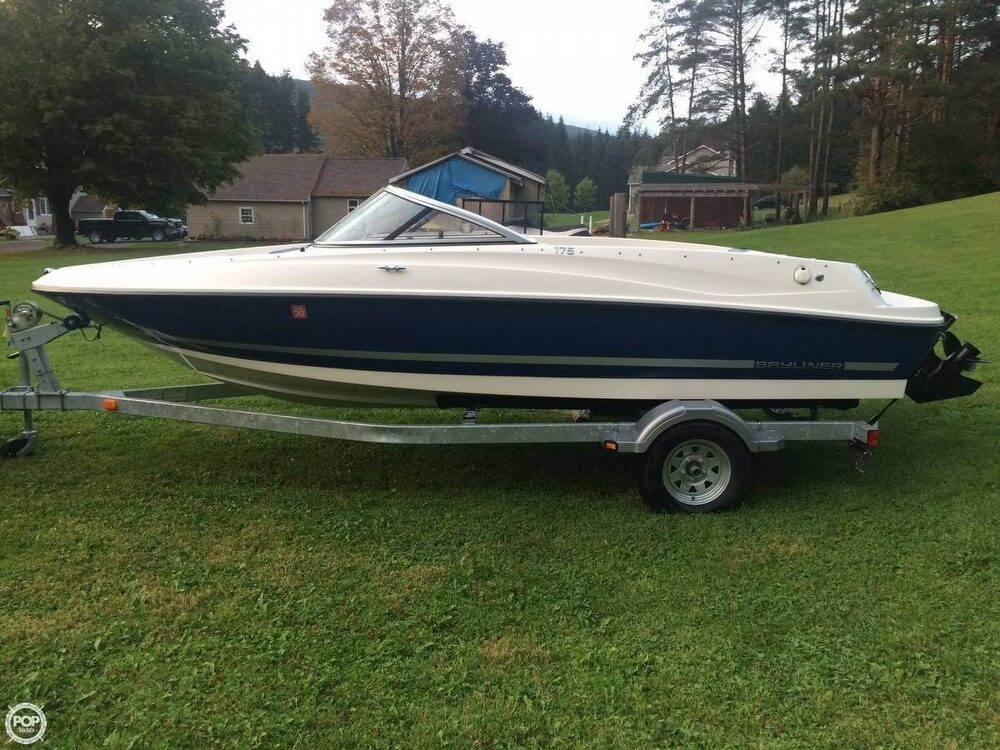 Bayliner 175 2015 Bayliner 18 for sale in Little Valley, NY