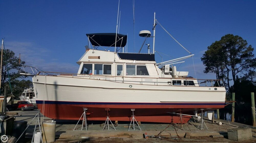 Grand Banks 42 1981 Grand Banks 42 for sale in Belhaven, NC