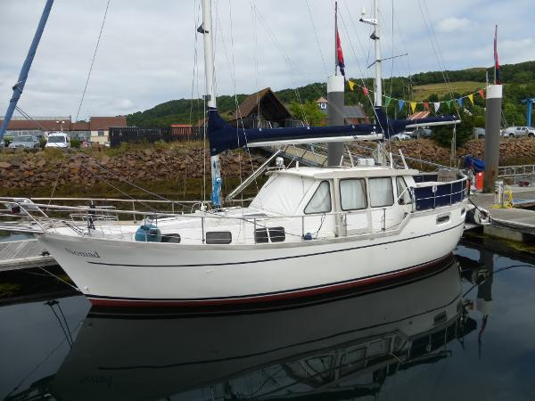 Nauticat 33 Mk2 Nauticat 33 Mk2
