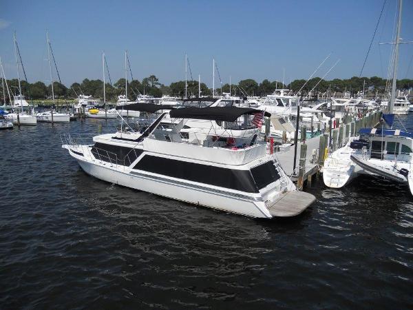 Blue Water Coastal Cruiser 55