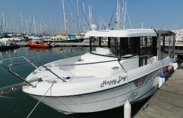 Beneteau Barracuda 8 Beneteau Barracuda 8
