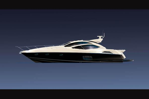 Sunseeker Predator 64 Manufacturer Provided Image: Predator 64