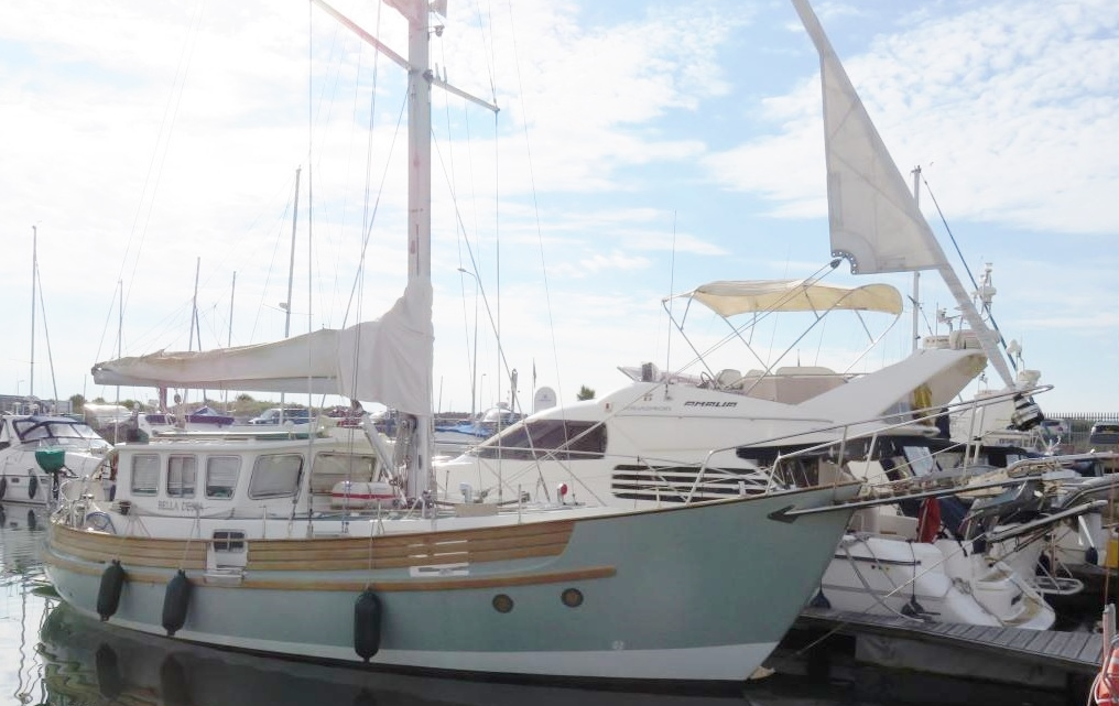 Fisher 37 Fisher 37 - For Sale