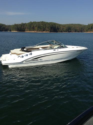 Chaparral 216 SSi