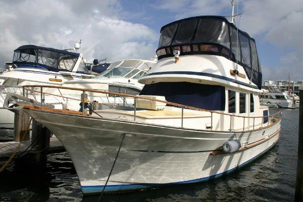Hershine Marine 41' Newburyport