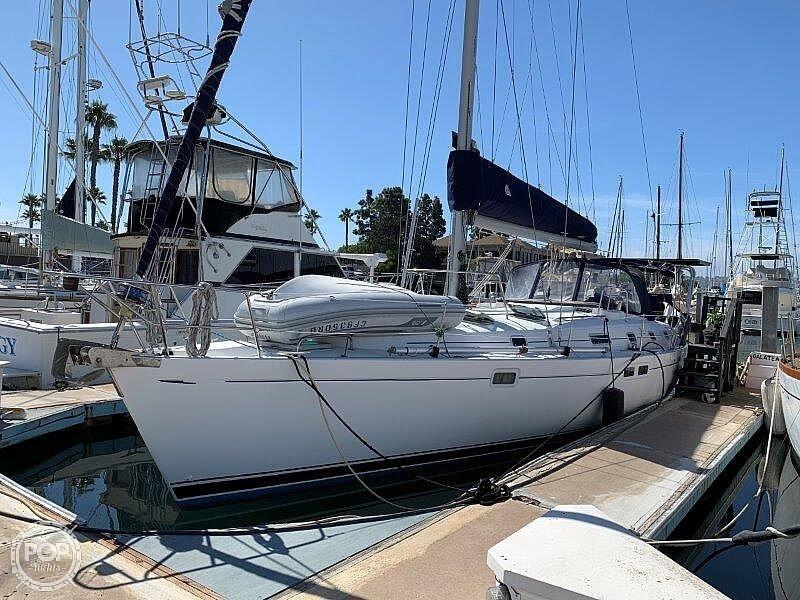 Beneteau Oceanis 461 1997 Beneteau Oceanis 461 for sale in San Diego, CA