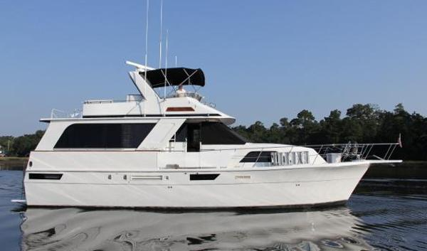 Chris-Craft 501 Constellation