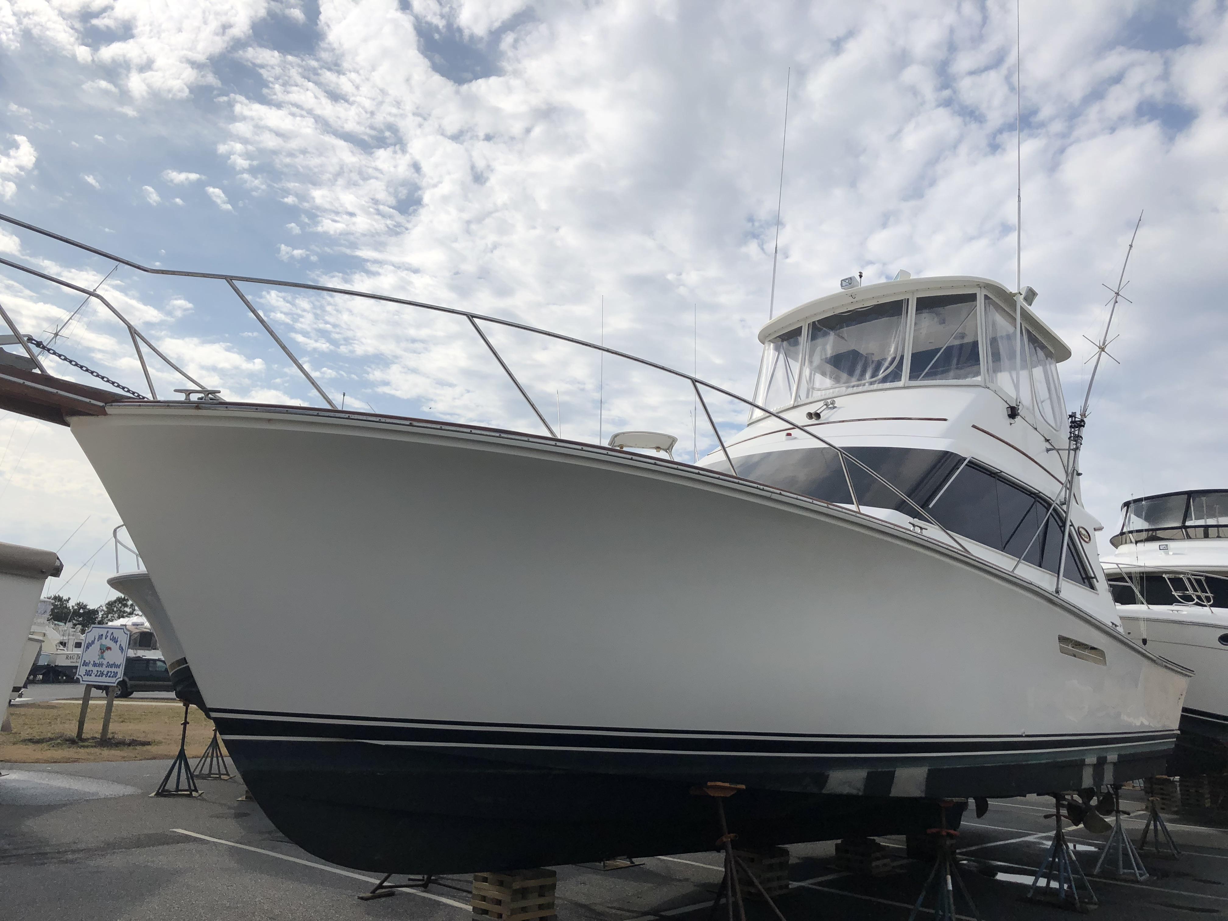 Ocean Yachts 44 Super Sport