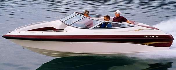 Crownline 202 BR Manufacturer Provided Image