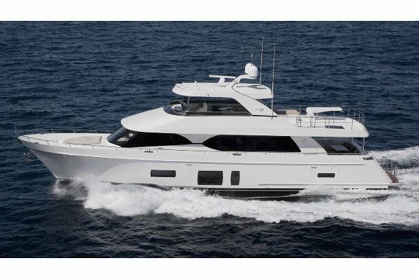 Ocean Alexander 85 Motoryacht