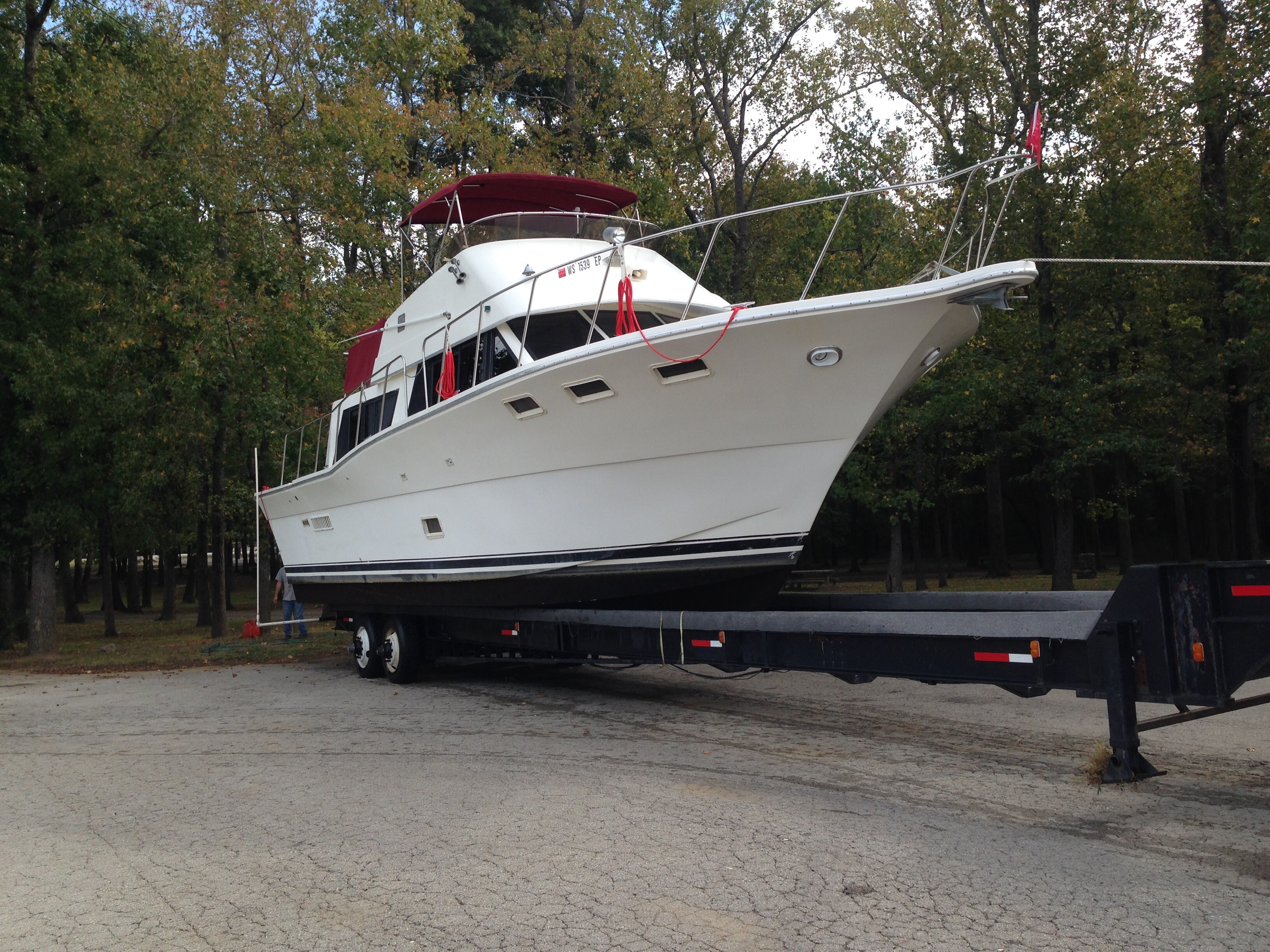 Bluewater Yachts 47SC