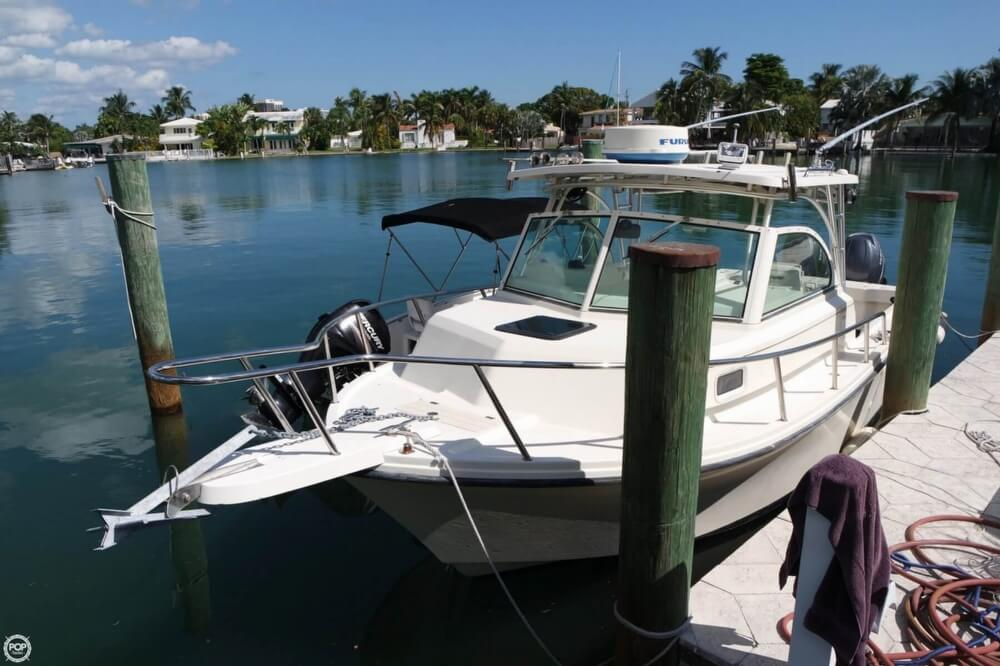 Parker 2510 Walkaround 2007 Parker Marine 2510 Walkaround for sale in Surfside, FL
