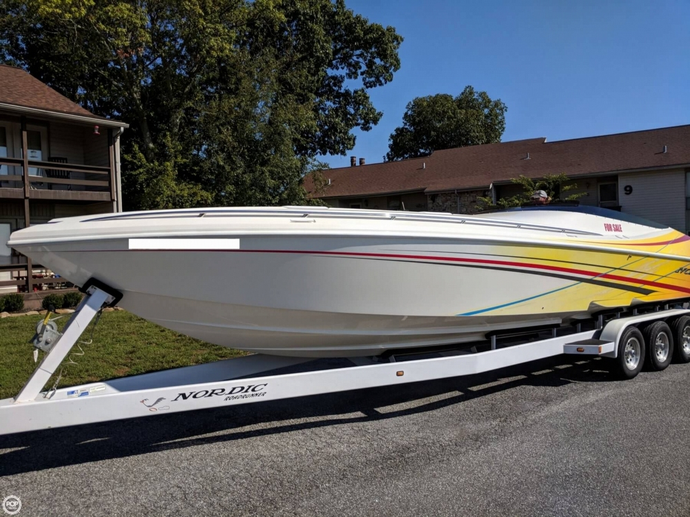 Nordic 35 2003 Nordic Boats 35 for sale in Evansville, IN