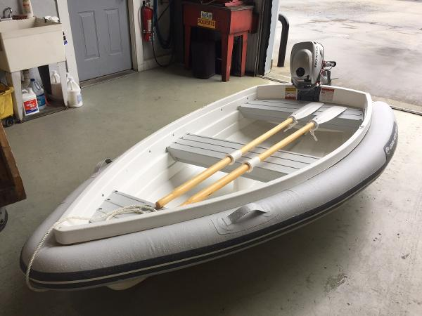 Walker Bay Dinghy