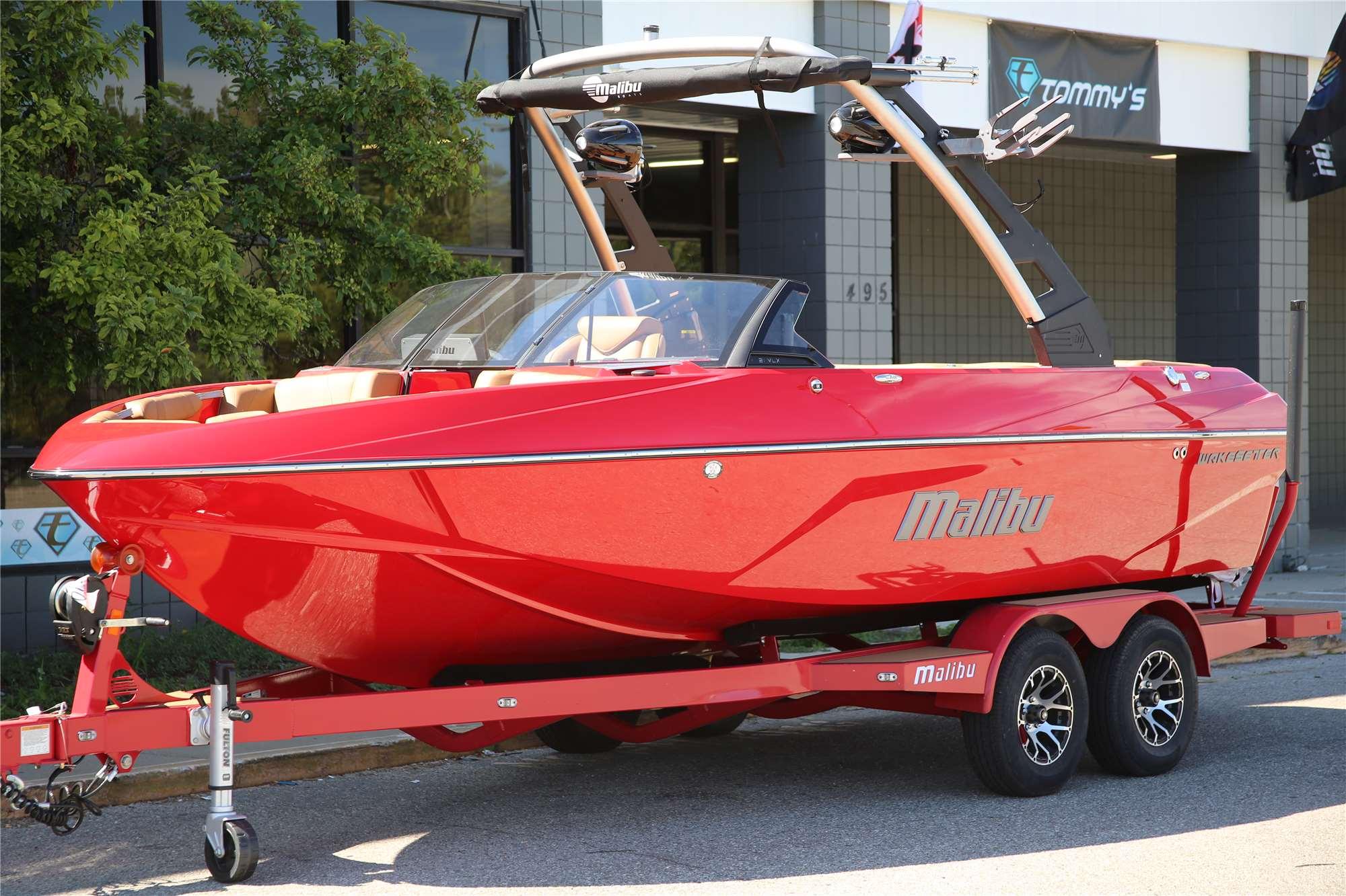 Malibu 21 VLX