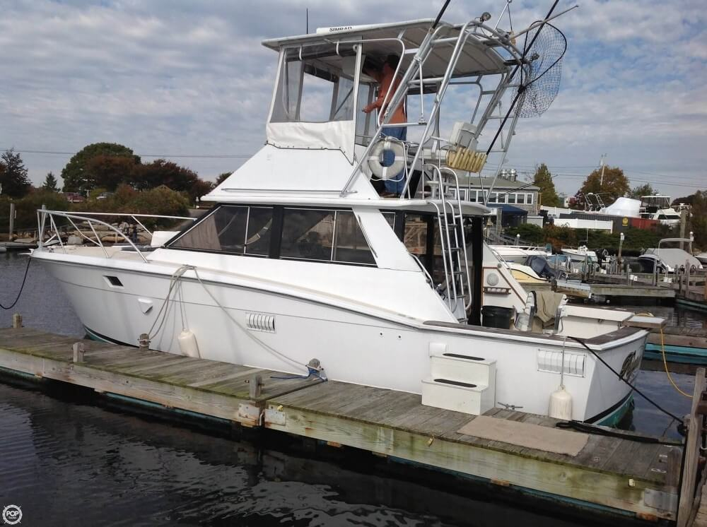 Trojan F36 Flybridge 1978 Trojan F36 Flybridge for sale in Portland, CT