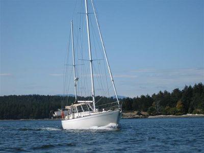 Sailboat Sea Maid 45